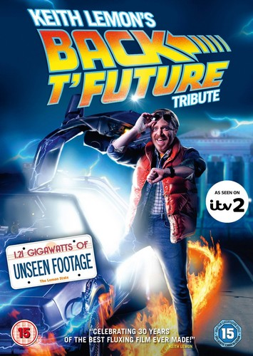 Keith Lemon: Back T'Future Tribute (DVD)