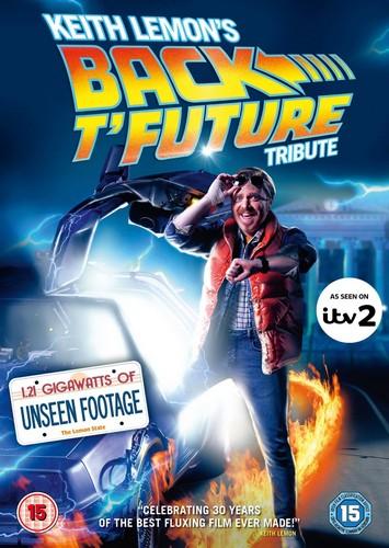 Keith Lemon: Back T'Future Tribute (DVD)