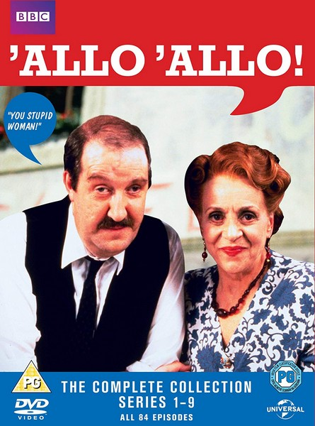 'Alllo 'Allo: The Complete Series 1-9