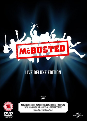 Mcbusted: Deluxe Collection (DVD)