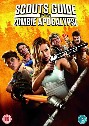 Scouts Guide To The Zombie Apocalypse (DVD)