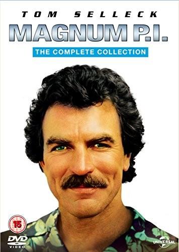 Magnum P.I.: Seasons 1-8 (DVD)