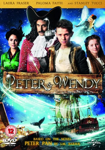 Peter And Wendy (DVD)