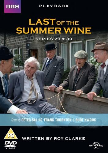 Last Of The Summer Wine - Series 29 & 30 (DVD)