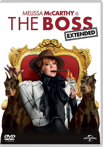 The Boss (DVD)
