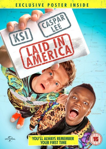 Laid In America (DVD)