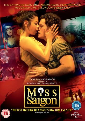 Miss Saigon: 25th Anniversary Performance