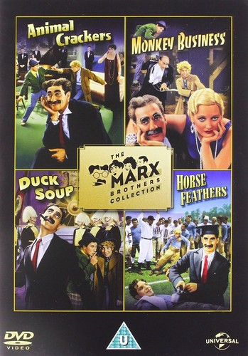 Marx Brothers Boxset