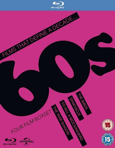 Films that define a decade boxset: 60's (Blu-ray)