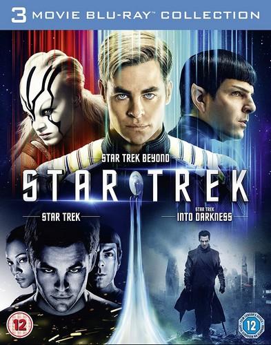 Star Trek / Star Trek Into Darkness / Star Trek Beyond (Blu-Ray)