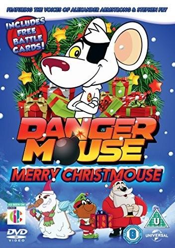 Danger Mouse Merry Christmas (DVD)