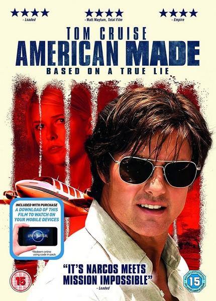 American Made (Dvd) (DVD)