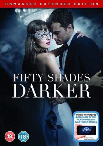 Fifty Shades Darker Unmasked Edition (DVD)