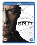 Split (Blu-ray + Digital Download) [2017] (Blu-ray)