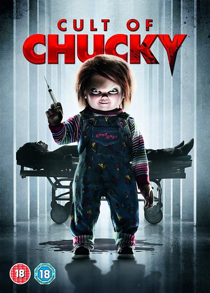 Chucky 7: Cult Of Chucky (DVD)
