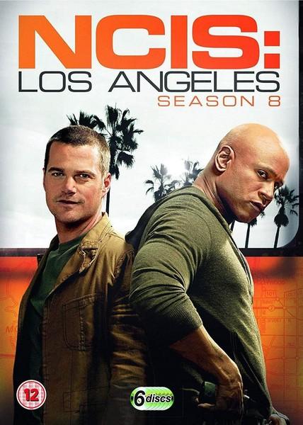 Ncis: Los Angeles: Series 8 (DVD)