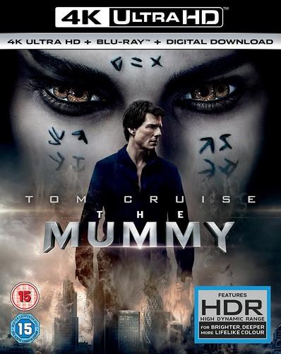 The Mummy (4K Blu-ray)