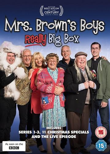 Mrs Brown's Boys - Really Big Box (DVD)