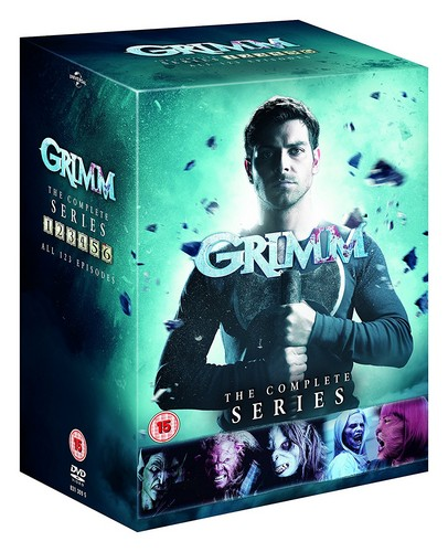 Grimm: The Complete Series (DVD)