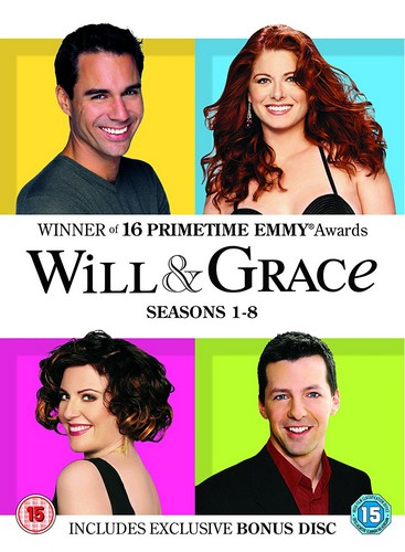 Will And Grace: The Complete Will And Grace (DVD)