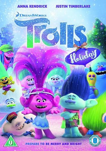 Trolls: Holiday (DVD)