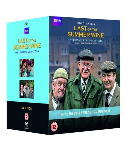 Last Of The Summer Wine: Series 1-31 (DVD)