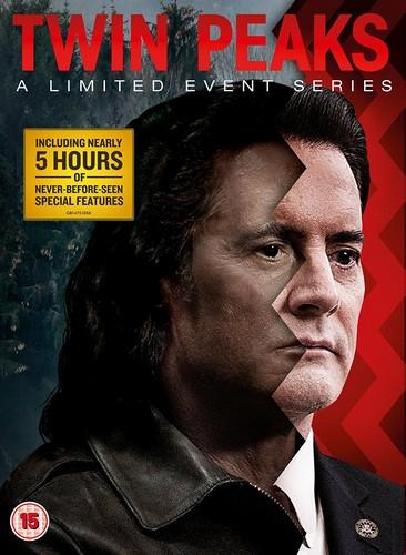 Twin Peaks: The Third Season (DVD)