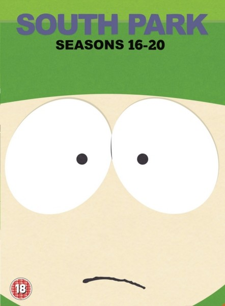 South Park: Season 16-20 (DVD)