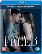 Fifty Shades Freed (Blu-ray + digital download) (2018)