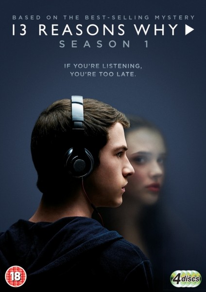 13 Reasons Why: Season One [DVD]
