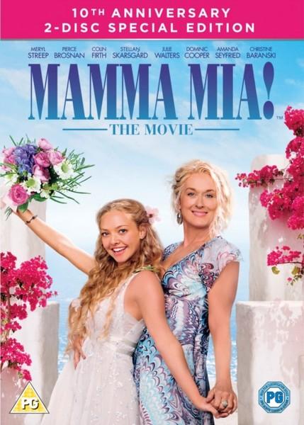 Mamma Mia (Bonus Disc) [DVD] [2018]