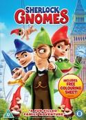 Sherlock Gnomes (DVD) (2018)