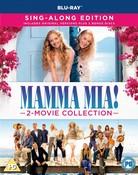 Mamma Mia! Here We Go Again (Blu-ray + Digital Download) (2018)