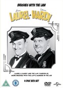 Laurel & Hardy: Brushes with the Law (DVD) (2018)