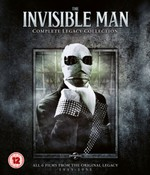 Invisible Man: Complete Legacy Collection (Blu-Ray)