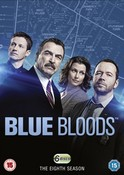 Blue Bloods - Season 8 (DVD) (2018)