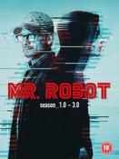Mr Robot - Seasons 1-3 (DVD) (2018)