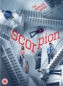 Scorpion - Seasons 1-4 Complete [DVD] [2018]