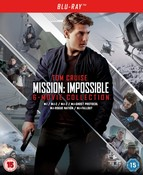Mission: Impossible - The 6-Movie Collection (Blu-ray + Bonus Disc) (2018)