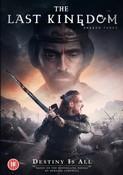 Last Kingdom Season 3 (DVD) (2018)