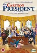 Our Cartoon President - Season 1 (DVD) (2018)