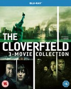 Cloverfield 1-3 Collection(Blu-Ray) (2018) (Region Free) (Blu-ray)