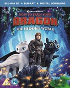 How To Train Your Dragon 3 - The Hidden World (3D Blu-ray + Blu-ray + DC)