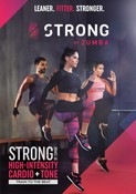 Strong by Zumba (DVD) (2018)