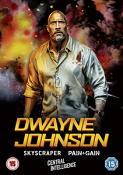 Dwayne Johnson 3 Movie Collection