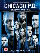 Chicago PD: Season 1-6 Set (DVD)