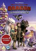 How To Train Your Dragon: Homecoming [DVD] [2019]
