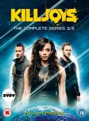 Killjoys Season 1-5 Set