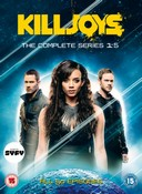 Killjoys Season 1-5 Set (DVD)
