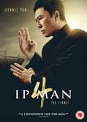 Ip Man 4 - The Finale [DVD] [2019] (DVD)